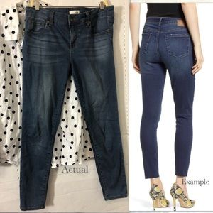Edyson Ankle Skinny Jeans